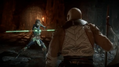 Mortal Kombat 11 - Official Jade Reveal Trailer