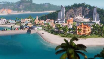 Tropico 6 – Release Trailer