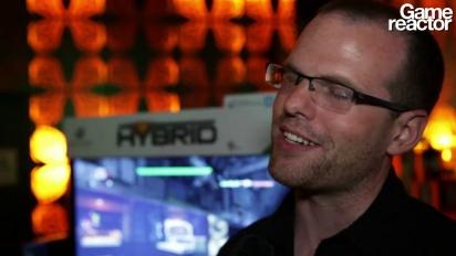 E3 12: Hybrid - vídeo entrevista