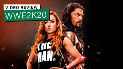 WWE 2K20 - Review en Vídeo
