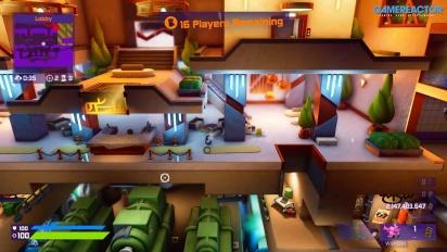 Worms Rumble - Gameplay de Pistolas al Amanecer