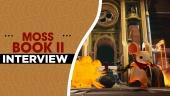 Moss: Book II - Entrevista a Coolie Calihan
