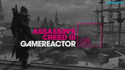Assassin's Creed III - Livestream Replay