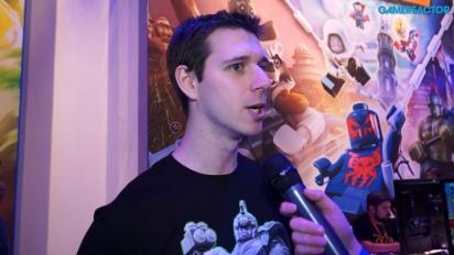 Lego Marvel Super Heroes 2 - Entrevista a Matt Ellison