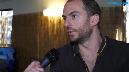Absolver - Entrevista a Pierre Tarno