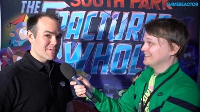 South Park: Retaguardia en Peligro - Entrevista a Jason Schroeder