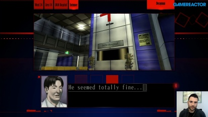 The Silver Case Remastered - Replay del livestream español