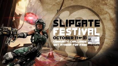 Quake Champions - Slipgate Festival Event trailer