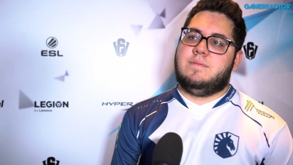 Six Invitational 2019 - Entrevista a Paluh