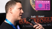 Faith + Honor: Barbarossa - Sebastian Rahmel Interview