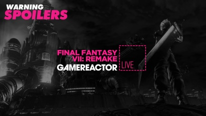 Final Fantasy VII: Remake - Replay del Livestream prelanzamiento con spoilers