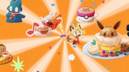 Pokémon Café Mix - Reveal Trailer