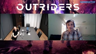 Outriders - Entrevista a Bartek Kmita y Piotr Nowakowski