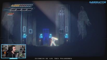 Narita Boy - Primera hora y media de gameplay comentada en español