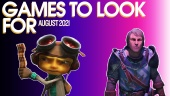 Games To Look For - August 2021