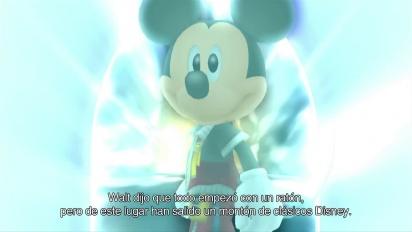 Kingdom Hearts HD 2.5 Remix - Tráiler de lanzamiento español