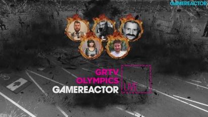 Olimpiadas GRTV - Ronda 2 - Repetición del livestream