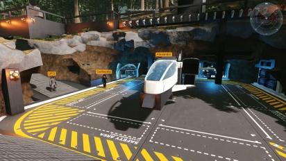 Dual Universe - Multiplayer Building Pre-Alpha Footage