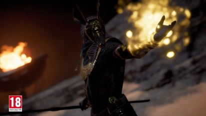 Assassin's Creed Origins: The Curse of the Pharaohs - Tráiler de Lanzamiento en español