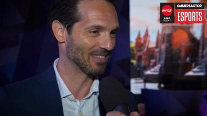 PES League WT 2018 Ronda Europa - Entrevista a Jonas Lygaard