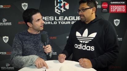 PES League WT 2018 Ronda Europa - El Vídeo Análisis