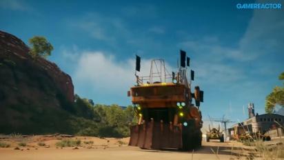 Rage 2 - Vídeo impresiones de QuakeCon 2018