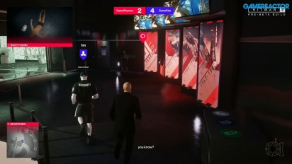 Hitman 2 - Gameplay modo Ghost