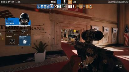 Rainbow Six: Siege Tournament Round 6 - Livestream Replay