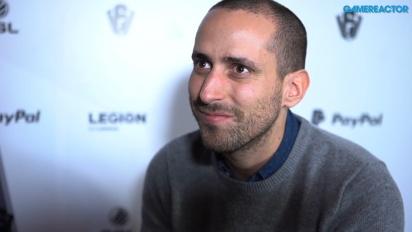 Six Invitational 2019 - Entrevista a François-Xavier Dénièle