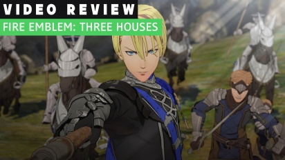 Fire Emblem: Three Houses - Review en vídeo