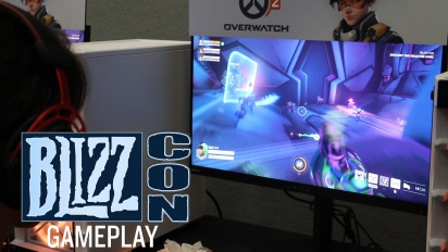 Overwatch 2 - Gameplay en Río De Janeiro Off-screen