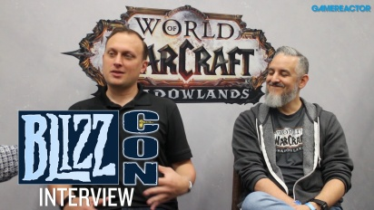 World of Warcraft: Shadowlands - Entrevista a Ion Hazzikostas y Steve Aguilar