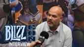 Warcraft III: Reforged - Entrevista a Matt Morris