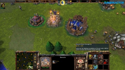 Warcraft III: Reforged - Gameplay de la Beta