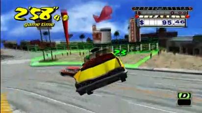 Crazy Taxi - Dreamcast Conversion Trailer