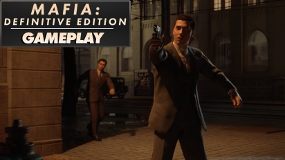 Mafia: Definitive Edition - Gameplay Extendido