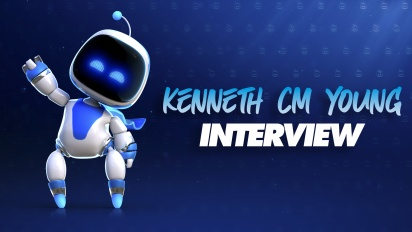 Astro's Playroom - Entrevista con Kenneth CM Young