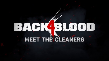 Back 4 Blood - Meet the Cleaners and Zombies Trailer