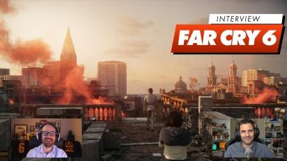 Far Cry 6 - Entrevista a Ben Hall