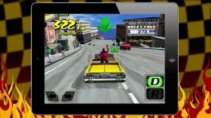 Crazy Taxi - iOS Launch Trailer