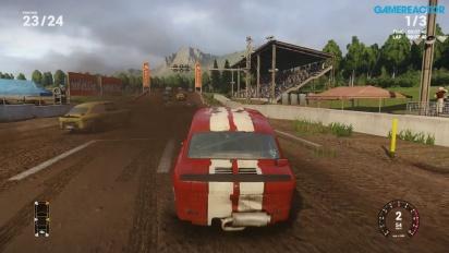 Next Car Game Gameplay Pre-Alpha - gravilla, 24 coches