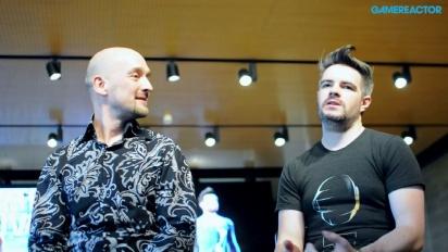 Kinect Sports Rivals - demostración de creación de personaje y entrevista a Rare