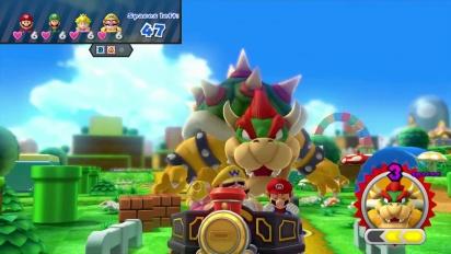 Mario Party 10 - tráiler de anuncio E3 2014