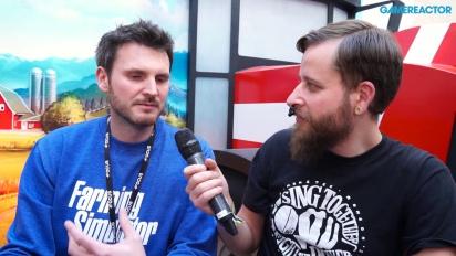 Farming Simulator 17 - Entrevista a Martin Rabl