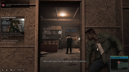 Mafia III - Taking down Four Finger Charlie - Gameplay PS4