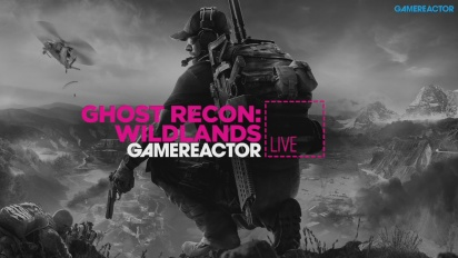 Ghost Recon: Wildlands - Replay del directo a 4 jugadores