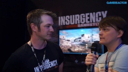 Insurgency: Sandstorm - Entrevista con Andrew Spearin