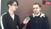 ESL UK Premiership Finals - M4dman Interview
