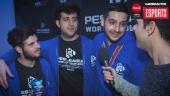 PES League WT 2018 Ronda Europa - Entrevista a Broken Silence, Campeones Co-Op