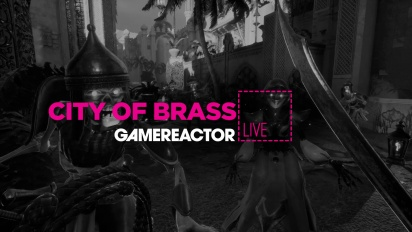 City of Brass - Replay del Livestream